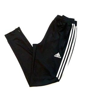 Adidas Tiro Pants, Men's Medium, Black